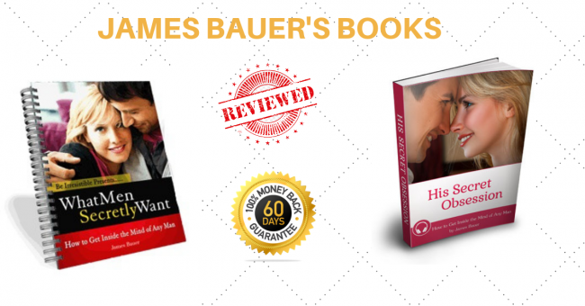 James Bauer's Books