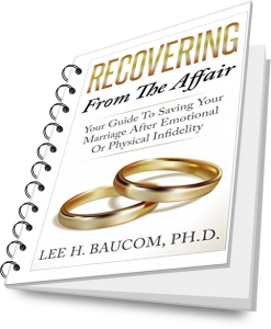 Recovering From The Affair Lee Baucom