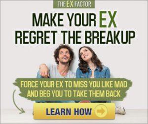 ex factor guide banner