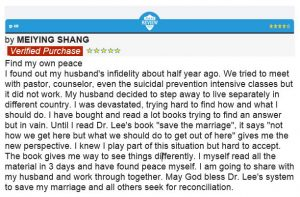 save the marriage system customer review