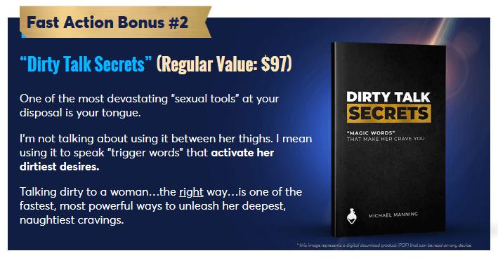 dirty talk secrets