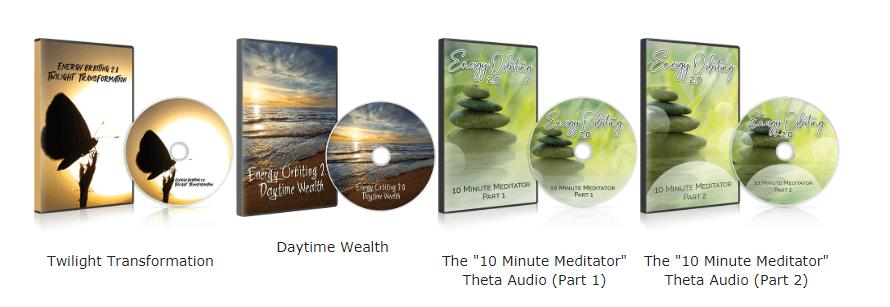 "Energy Orbiting"" Audio Sessions"