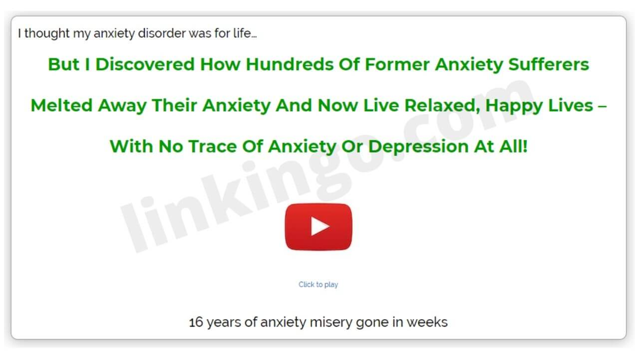 anxiety remedies natural