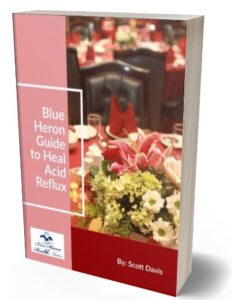 blue heron guide to heal acid reflux