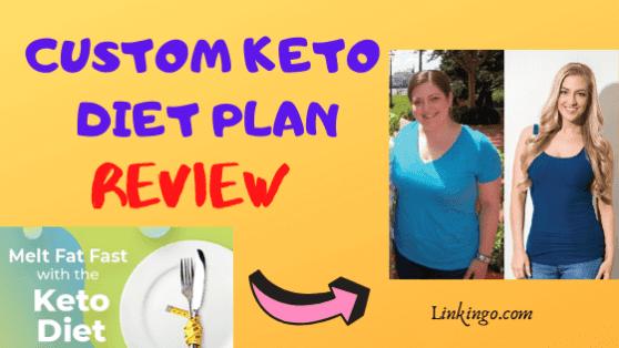 custom keto diet plan review