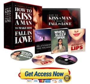 how to kiss a man to make him fall in love download
