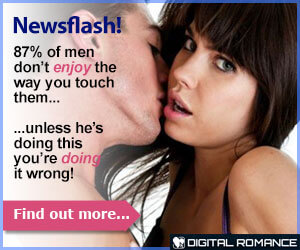 how to touch a man
