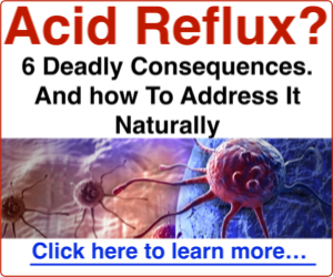 how to treat acid reflux naturally