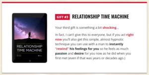 relationship time machine