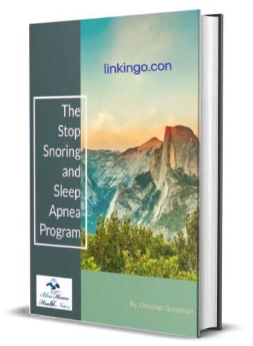 the stop snoring and sleep apnea program df