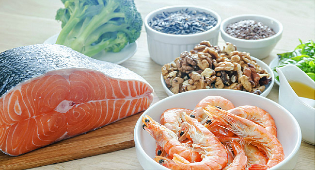 what to eat on keto diet - seafood