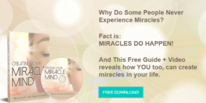 creating your miracle mind