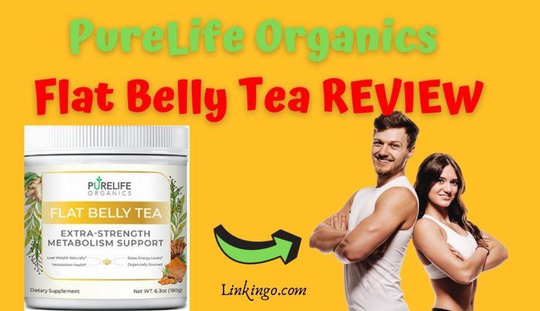 pure life organics flat belly tea reviews