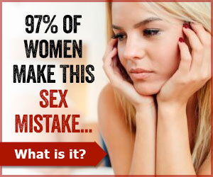 sex mistake women make