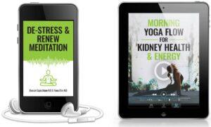 yoga for kidney disease
