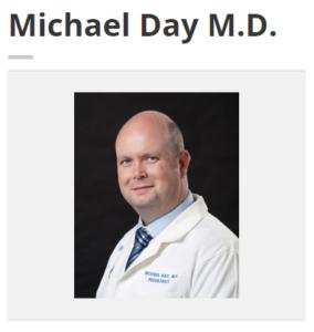 Michael Day M.D.