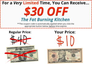 the fat burning kitchen discount