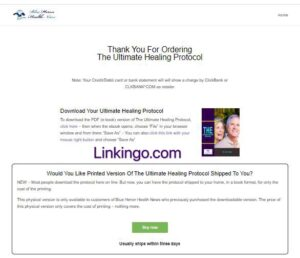 the ultimate healing protocol download