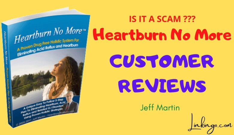 heartburn no more reviews