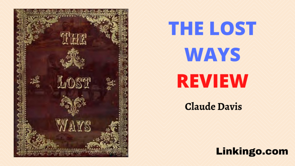 the lost ways review banner