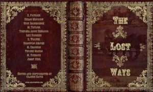the lost ways review book cover