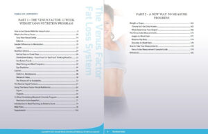 venus-factor-system-table-of-contents
