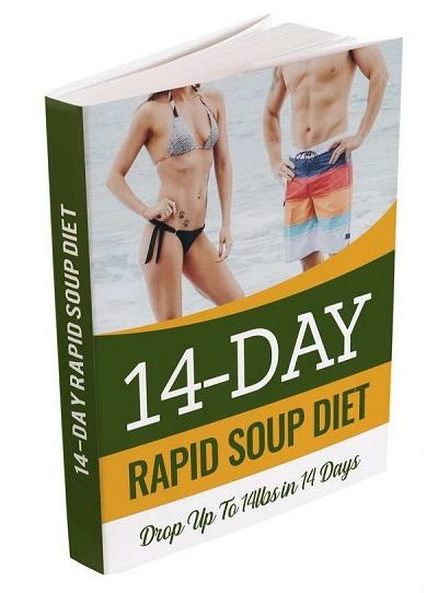 14-day rapid soup diet