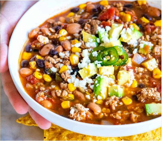 14-Day Rapid Soup Diet Review_recipes