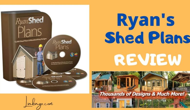 Ryan's Shed Plans reviews