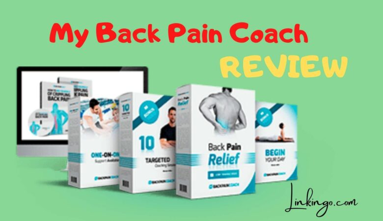 my back pain coach reviews
