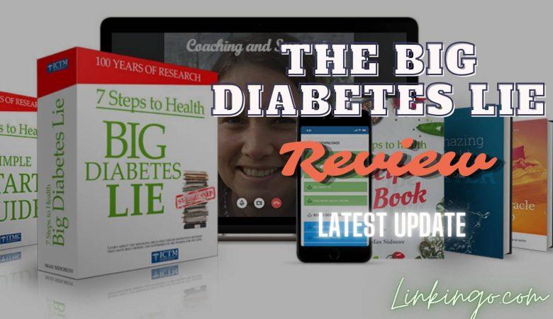 the big diabetes lie reviews