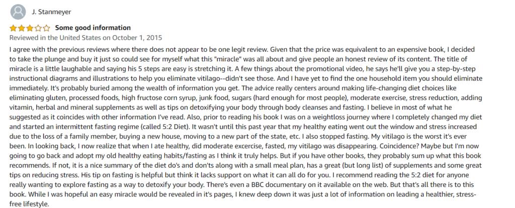 vm customer review 5
