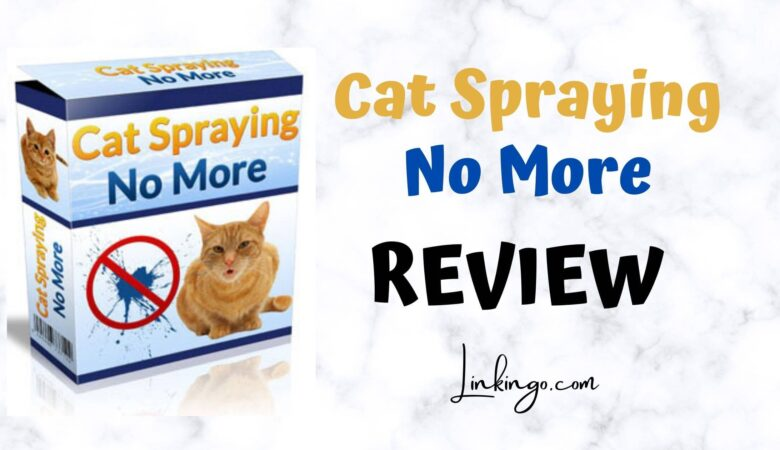 cat spraying no more reviews