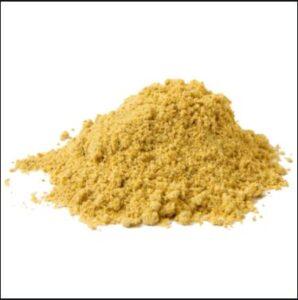 sleep-slim-tea-review-ginger-powder