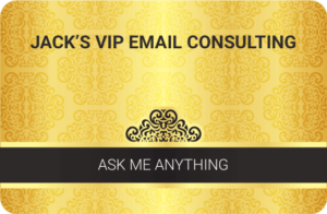 Jack's VIP consulting