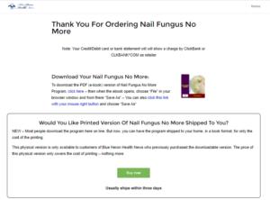 download nail fungus no more ebook