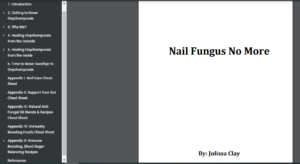 julissa clay nail fungus no more reviews