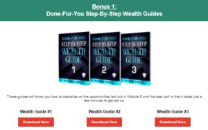 wealth guide books