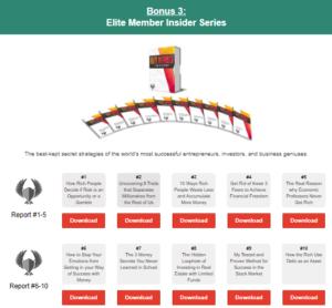 elite member insider series
