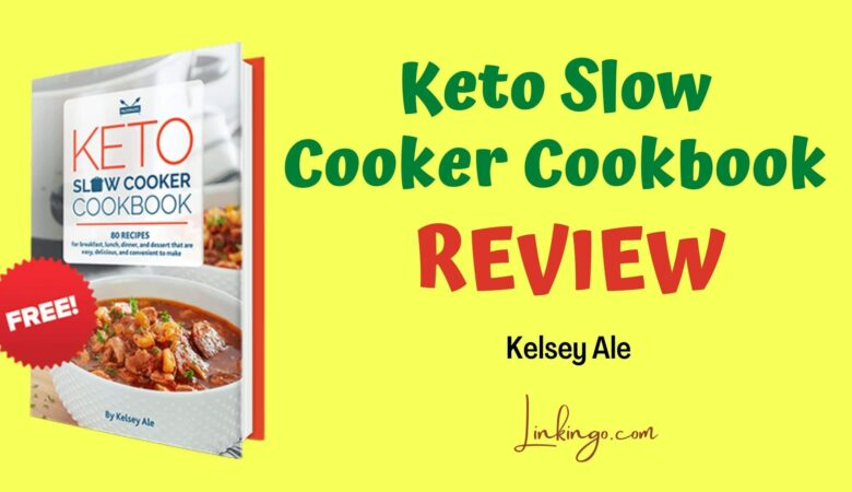 Kelsey Ale keto slow cooker cookbook reviews