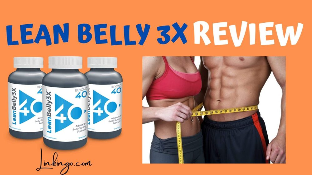 beyond 40 lean belly 3x reviews