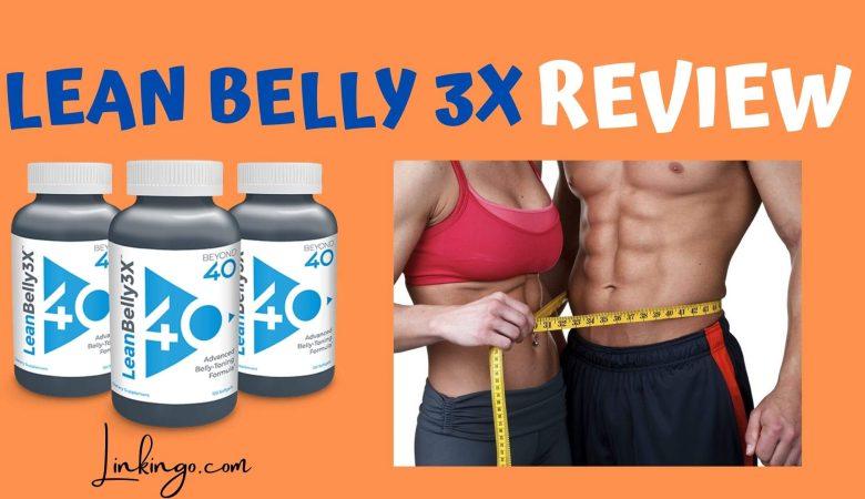beyond 40 lean belly 3x reviews