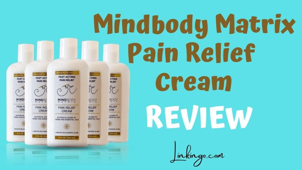 mindbody matrix pain relief cream reviews by customers