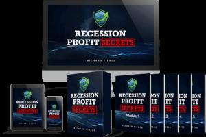 recession profit secrets by Richard Pierce