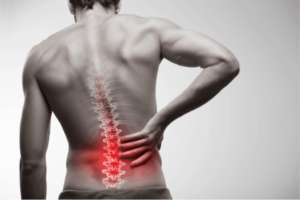 how to get rid of back pain naturally