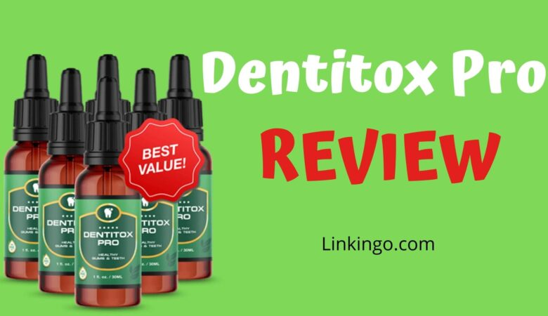 dentitox pro reviews