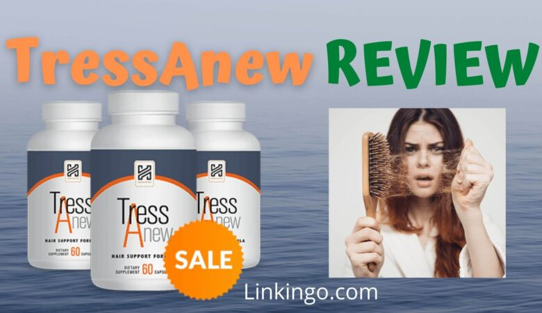 TressAnew reviews by customers