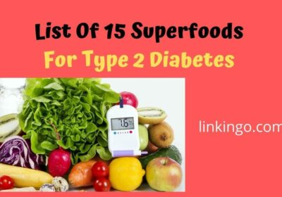 15 superfoods for type 2 diabetes list